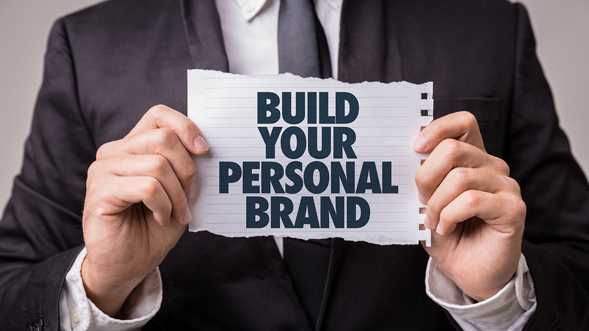 5 Steps to develop your personal brand